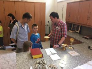 Kobylisy-sv.Terezička - Dětský program